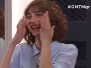 GNTM: Η ατάκα της Ελευθερίας προκάλεσε νευρικό γέλιο στην Έλενα Χριστοπούλου (video)