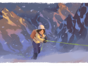 Wanda Rutkiewicz - Η Google τιμάει την πρώτη γυναίκα που ανέβηκε στην κορυφή K2