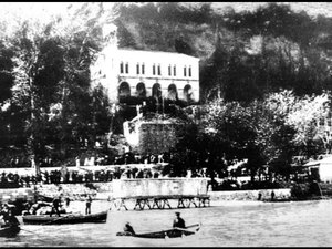Η Παναγία Τρυπητή 'ταξιδεύει' στο 1907