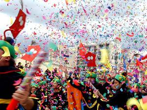 Πανελλήνιος διαγωνισμός αφίσας για το Πατρινό Καρναβάλι 2020!