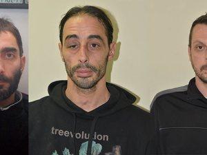 Επαναστατική Αυτοάμυνα: Αυτοί είναι οι κατηγορούμενοι τρομοκράτες (φωτο)
