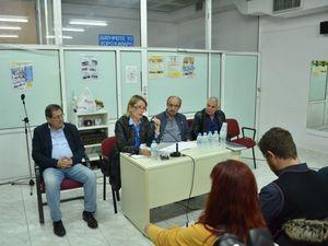 Κ. Πελετίδης: 'Με χρήματα του Δήμου φτιάχνουμε τα σχολεία'