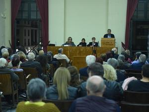 Πάτρα - Τα θέματα που απασχόλησαν τη Λαϊκή Συνέλευση του Κεντρικού Διαμερίσματος (φωτο)
