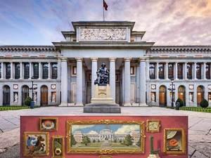 Το σημερινό Google Doodle τιμά τη 200ή επέτειο του Μουσείου Ντελ Πράδο (video)