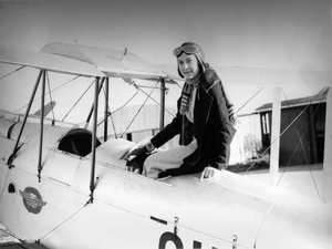 Maude Lores Bonney: Η Google τιμά με doodle την πρώτη γυναίκα πιλότο