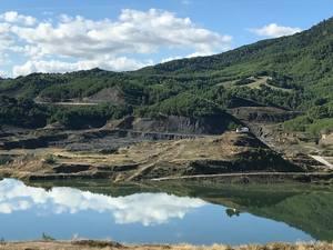 Η τεχνητή λίμνη Αστερίου, που θα μπορούσε να φέρει κόσμο στην ορεινή Αχαΐα (pics)