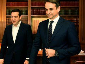 Δημοσκόπηση Pulse: Με 14 μονάδες προηγείται η ΝΔ του ΣΥΡΙΖΑ