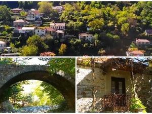 Ένα γραφικό χωριό μας περιμένει λίγες ώρες από την Πάτρα (video)