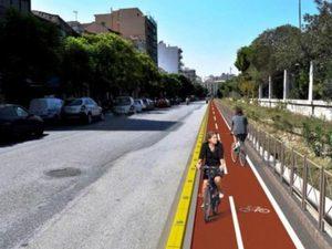Πάτρα: Όλα έτοιμα για να ξεκινήσουν οι εργασίες για τον ποδηλατόδρομο