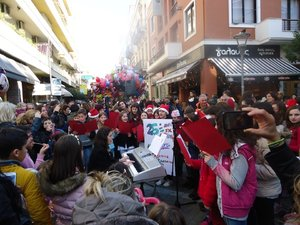 Πάτρα - Μια ξεχωριστή χριστουγεννιάτικη εκδήλωση στη Ρήγα Φεραίου!