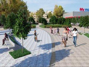 Πάτρα: Στην τελική ευθεία το έργο για τη διαμόρφωση του πάρκου του Αγίου Αλεξίου