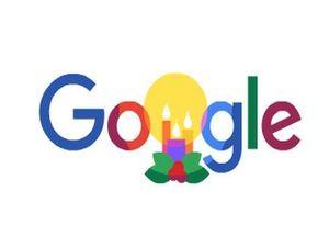'Καλές γιορτές'! Οι ευχές της Google μέσα από ένα doodle