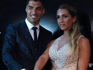 Ο Λουίς Σουάρες... ξαναπαντρεύτηκε τη γυναίκα του! (φωτο)
