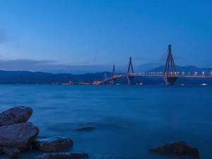 Η Γέφυρα Ρίου - Αντιρρίου μέσα από ένα όμορφο timelapse βίντεο!