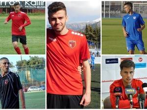Παναχαϊκή - Υπογράφει επαγγελματικά συμβόλαια με πέντε νεαρούς ποδοσφαιριστές