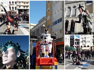 Ξεκίνησε η μεγάλη γιορτή του Πατρινού Καρναβαλιού 2020 (φωτο)