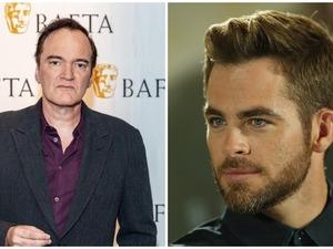 Quentin Tarantino - Δηλώνει μεγάλος θαυμαστής του Chris Pine