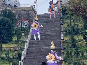 Στόχος να μπουν 14 καινούργιοι καρναβαλικοί μπάστακες στους δρόμους της Πάτρας!