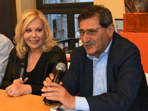 Πάτρα: Η δημοσιογράφος Σεμίνα Διγενή σύμβουλος δημάρχου σε θέματα Πολιτισμού