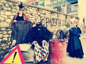 Πάτρα: Aπόψε το θεατρικό δρώμενο 'Υπηρέτης δυο αφεντάδων' στις σκάλες Γεροκωστοπούλου