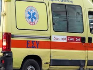 Εργατικό ατύχημα στο Λαμπίρι - Εργάτης 'σφηνώθηκε' σε σιλό