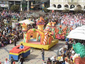 Πάτρα -  Ένα αξέχαστο διήμερο μας επιφυλάσσει το Καρναβάλι των Μικρών (φωτο)