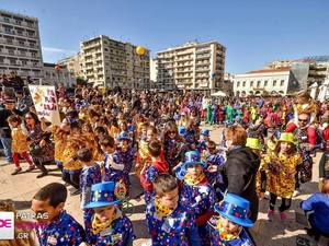 Πάτρα - Αυξημένα μέτρα από την Τροχαία για τις εκδηλώσεις του Καρναβαλιού των Μικρών