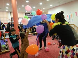 Πάτρα - Γλυκιά γεύση καρναβαλιού στα παιδιά του ΚΕΦΙΑΠ (φωτο)