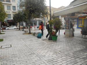 Πρώτη ξενάγηση στην Πάτρα από τους επισκέπτες του Καρναβαλιού (φωτο)