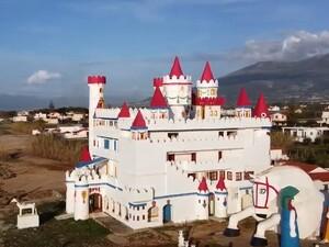 Το Κάστρο των Παραμυθιών στην Πελοπόννησο (video)