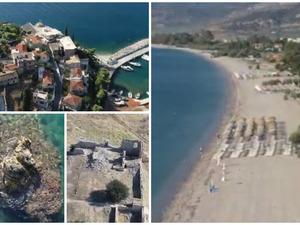 Παράλιο Άστρος: Το χωριό της Πελοποννήσου που χαρακτηρίζεται για την εναλλαγή τοπίων (video)