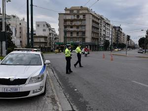 Δυτική Ελλάδα: 38 παραβάσεις για άσκοπη κυκλοφορία