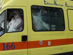 Κορωνοϊός - Λέσβος: Νεκρή 76χρονη με υποκείμενα νοσήματα