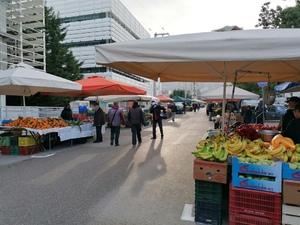 Πάτρα: Διευκρινίσεις από το Δήμο για τους παραγωγούς - πωλητές των λαϊκών αγορών