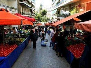 'Λουκέτο' σε τρεις λαϊκές αγορές για 10 ημέρες