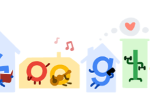 Google: 'Μείνετε σπίτι, σώστε ζωές' το μήνυμα για τον κορωνοϊό
