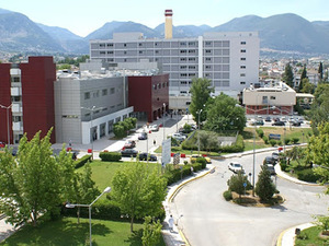 Πάτρα: 52χρονος νοσηλεύεται στο νοσοκομείο 'Αγ. Ανδρέας' με κορωνοϊό