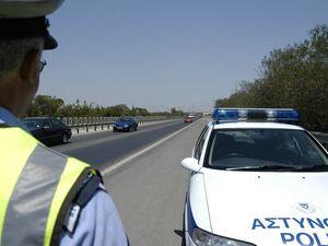 Πάσχα στο σπίτι: 'Μπλόκα' της Αστυνομίας στην Αθηνών - Πατρών