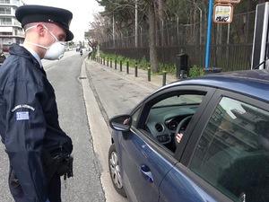 Δυτ. Ελλάδα: 65 νέες παραβάσεις των μέτρων κυκλοφορίας - 1.408 περιστατικά έχουν καταγραφεί συνολικά