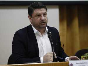 Νίκος Χαρδαλιάς για περιστατικό στην Αγία Τριάδα: 'Πρόκειται για προσπάθειες φανατικών'