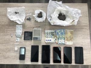 Συνελήφθησαν διακινητές ηρωίνης στην Πάτρα - Κατασχέθηκαν περίπου 200 γραμμάρια