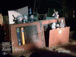 Πάτρα - Το 'Ρεφενέ' μας παρουσιάζει τα 'Ζωντόβολα'!