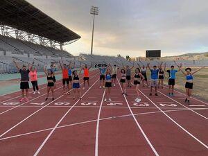 Πάτρα: Η αθλητική ζωή επιστρέφει - Το δεύτερο κύμα αθλητών ξεκίνησε προπονήσεις