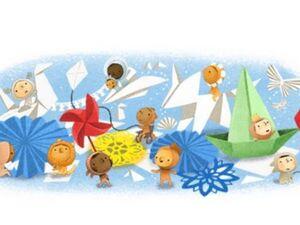 Ημέρα Παιδιού: Η Google με το σημερινό της Doodle τιμά τα παιδιά όλου του κόσμου