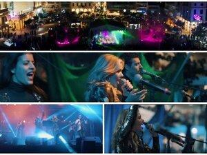 Από την τελετή έναρξης του Πατρινού Καρναβαλιού στο… καλοκαίρι (video)