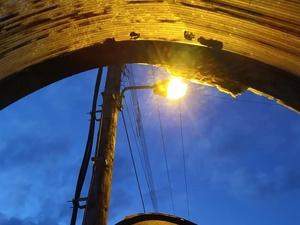 Πάτρα: Το στέγαστρο που έχει για σκεπή τον ουρανό (φωτο)