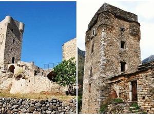 Μούρτζινου & Δουράκη - Δύο πύργοι στην Πελοπόννησο, που αξίζει να μάθετε την ιστορία τους!