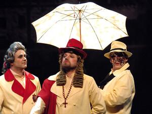 Ρεφενέ - Παρουσιάζει την παράσταση 'Ιωάννης Μίλτων'