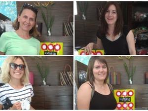 Πάτρα: Οι νικήτριες του διαγωνισμού 'Νatassa Lingerie', παρέλαβαν με μεγάλη χαρά το δώρο τους!