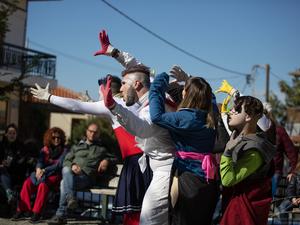 Το Καρναβαλικό Φεστιβάλ της Πάτρας ετοιμάζεται - Κέντρο τα ανακαινισμένα Παλαιά Σφαγεία